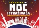 """Noć istraživača 2018: """"13 naučnih izazova za 13. Evropsku noć istraživača"""" 2"""
