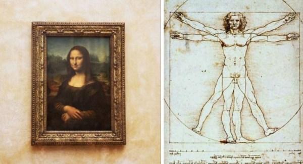 Leonardo da Vinči: Umetnik. Naučnik. Pronalazač. 3