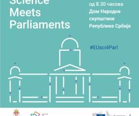 U parlamentu na Dan nauke o klimatskim promenama 1