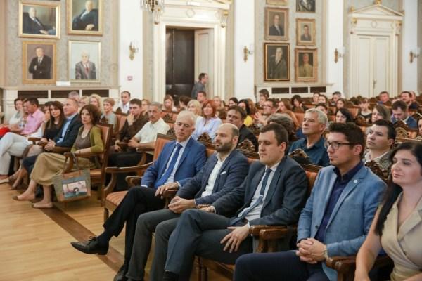 U Rektoratu BU dodeljena priznanja dobitnicima Javnog poziva 2
