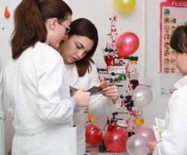 Održana Novogodišnja laboratorijska žurka na PMF-u 3