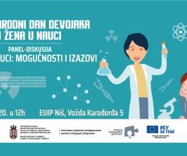 """""""Žene u nauci – Mogućnosti i izazovi"""" 8"""
