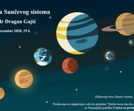 """Predavanje: """"Lična karta Sunčevog sistema"""" 8"""