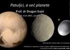 """Predavanje """"Patuljci, a već planete"""" 4"""