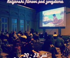 Italijanski filmovi u bašti Oficirskog doma 5