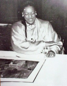 JESSY NORMAN (US) , she bought her first