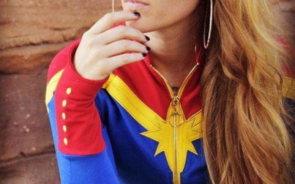 Superherojka