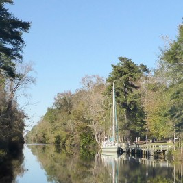 Great Dismal Swamp Canal Welcome Center