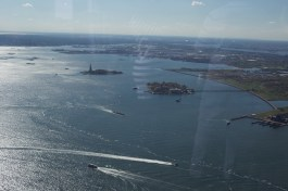 View from the top of 1 World Trade