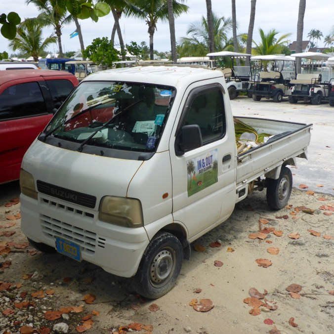 Suzuki Carry, Hope Town, Abaco