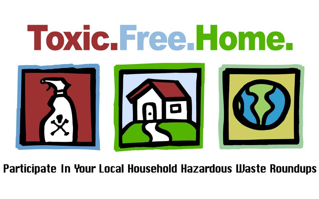 FREE Household Hazardous Waste Disposal
