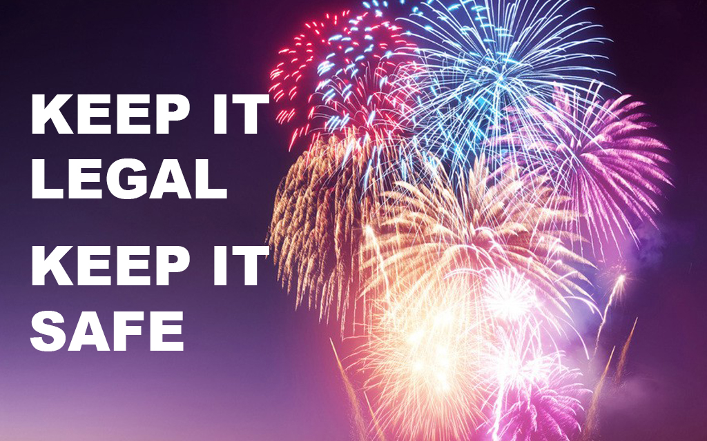 Legal Fireworks