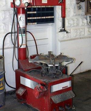 Tire Changer Parts, Tire Machine Parts