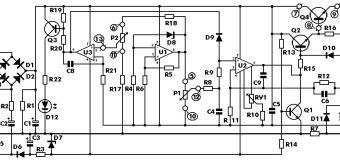 Precizno napajanje 0-30V, 0-3A