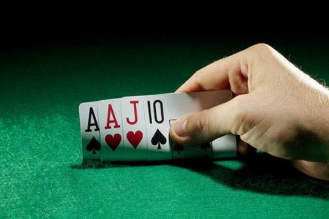 Omaha poker online bonus