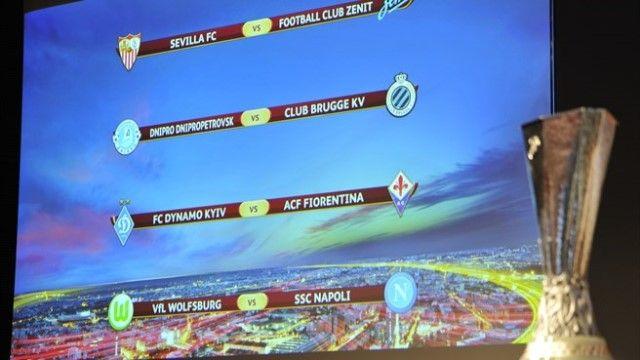 zdrijeb europske lige