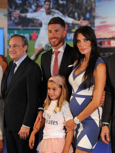 Pilar Rubio I Sergio Ramos
