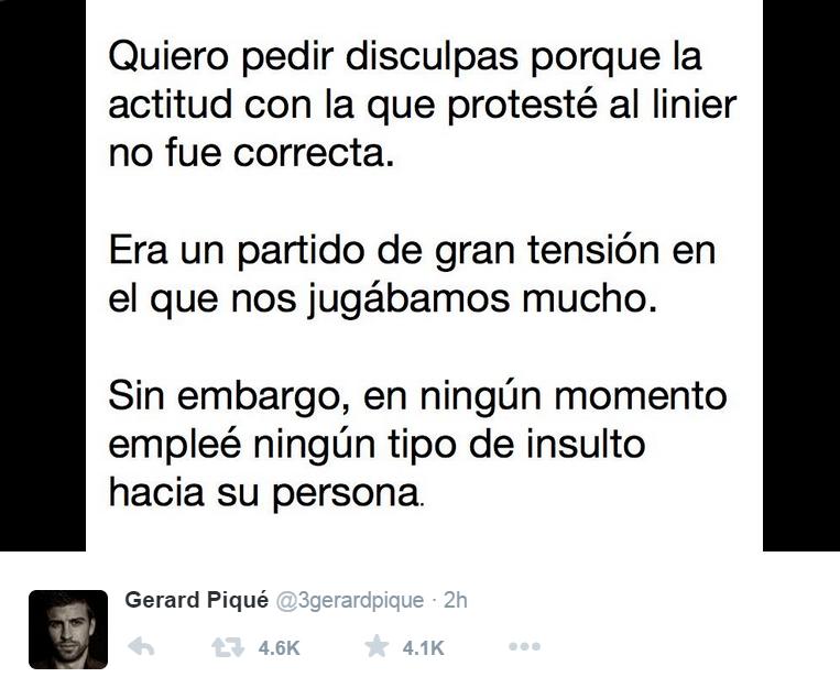 Gerard Pique-FC Barcelona