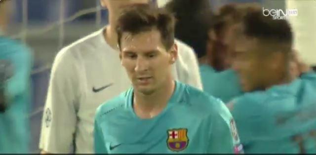 Messi nije proslavio gol