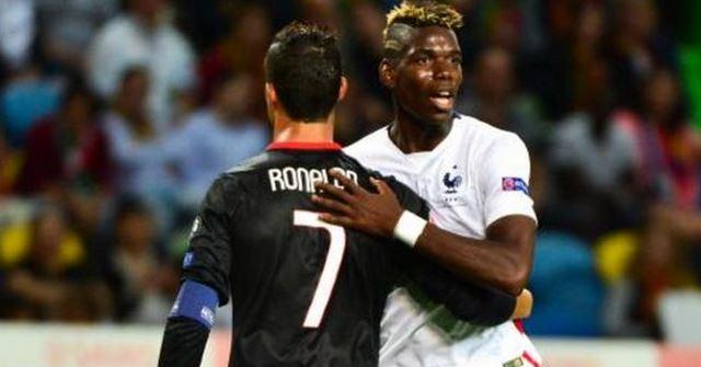 Ronaldo startovao na Pogbu