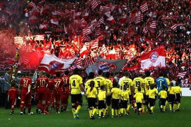 Bayern Munchen - Borussia Dortmund