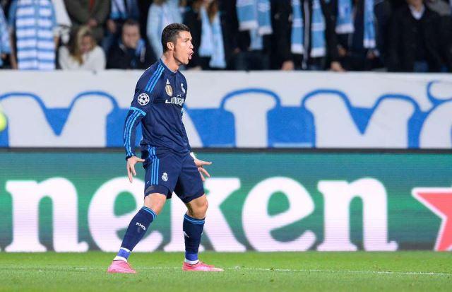 Cristiano Ronaldo pričao