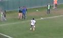 Football Fan Survived a Huge Fall