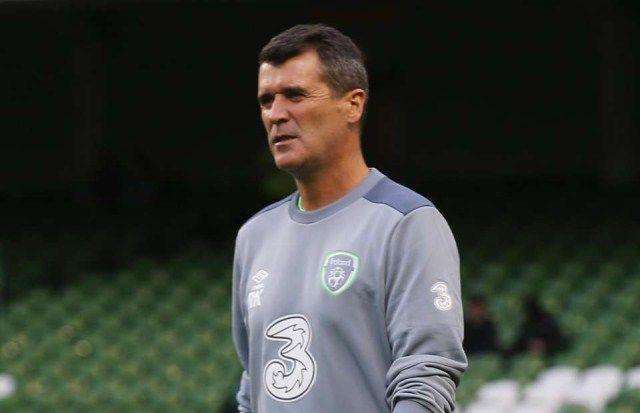 Roy Keane svojom