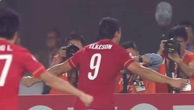 Brazilac Ekleson u stilu velikog Bergkampa