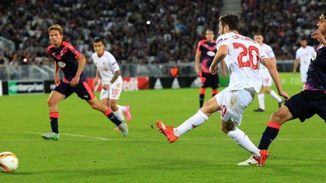Liverpool - Bordeaux