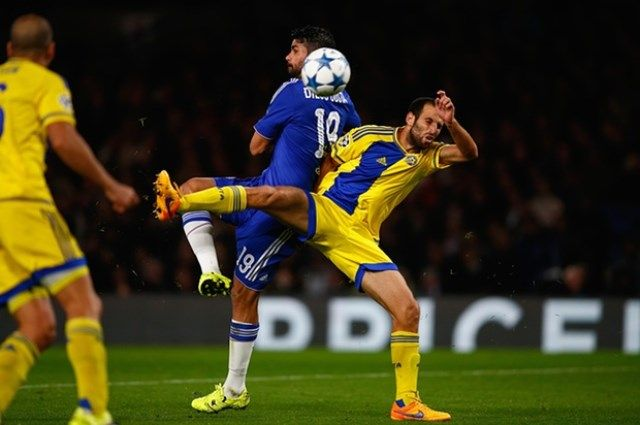 Maccabi Tel-Aviv - Chelsea