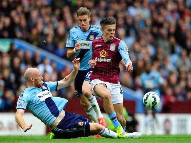 Aston Villa - West Ham