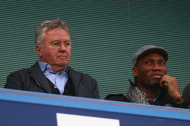 Evo zašto Hiddink želi Didier Drogbu