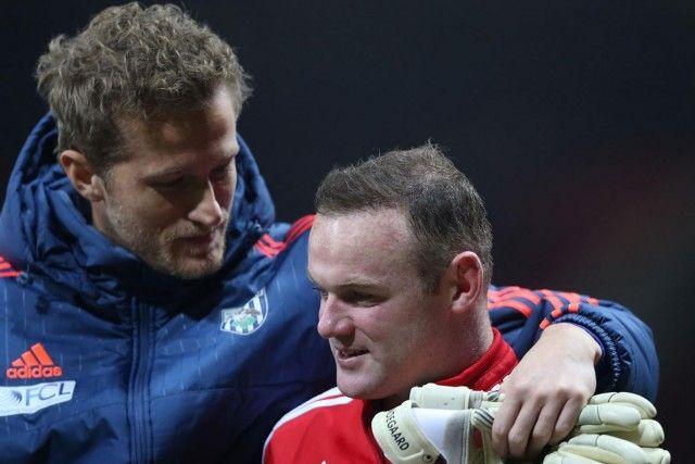 Golman će biti kažnjen zbog provociranja Rooneya