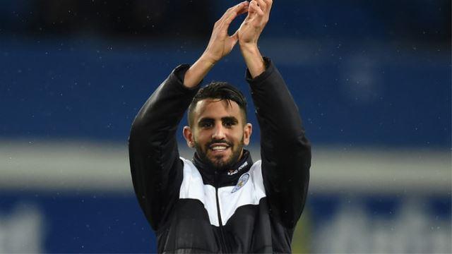 Mahrez je Leicesterov kralj