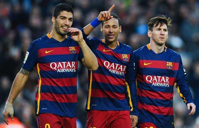 Messi i Suarez ismijavali Neymarovu frizuru na treningu