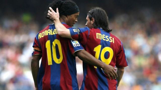 Messi posalo poklon svom