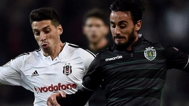 Sporting - Besiktas 1