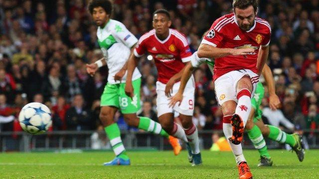 Wolfsburg - Manchester United