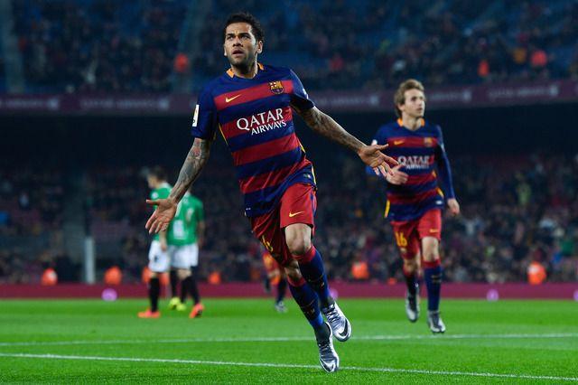 Alves bi se vratio u Barcelonu