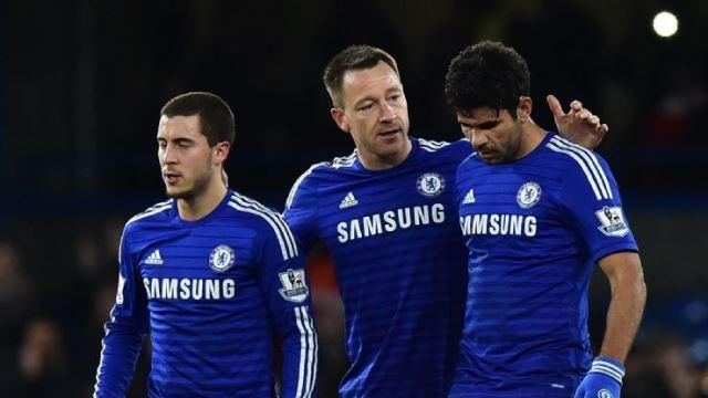 vako bi trebao Chelsea izgledati