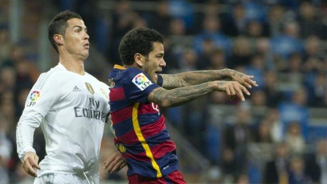 Alves odgovorio Ronaldu