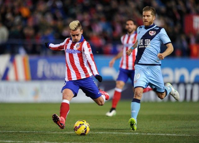 Atletico Madrid - Rayo Vallecano