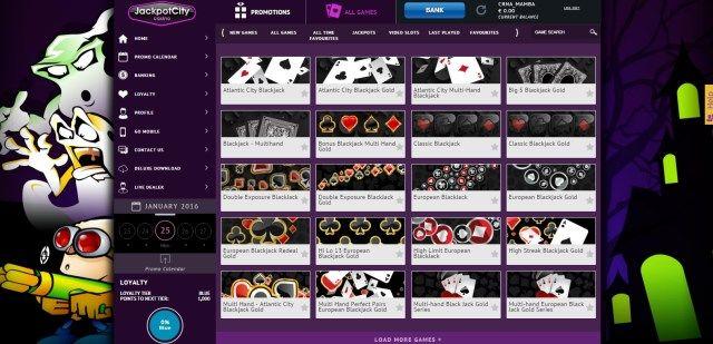 Jackpot City casino 2