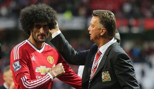 Manchester United odredio cijenu za Fellainija