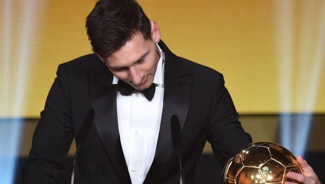 Messi dobio poklon (2)