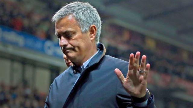 Mourinho dobio otkaz