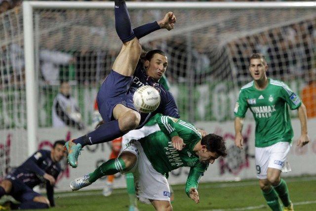 Saint-Etienne - PSG