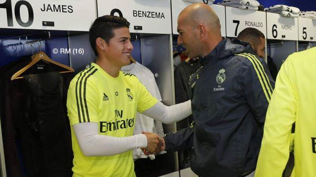 Zidane otkrio planove