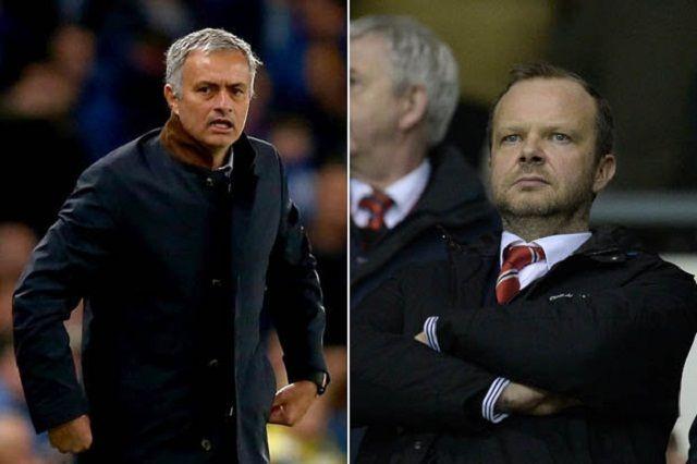 Šta će Woodward zahtjevati od Jose Mourinha